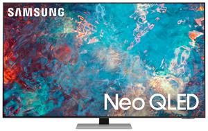 "Телевизор Samsung QE55QN85AAUXRU 55"" (138 см) серый"