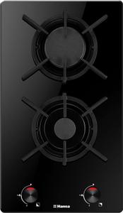 Газовая варочная панель Hansa BHKS330300 черный
