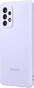 Чехол накладка Samsung для Samsung Galaxy A52 фиолетовый