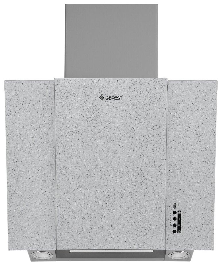 Вытяжка каминная GEFEST ВО 3603 К46 серый