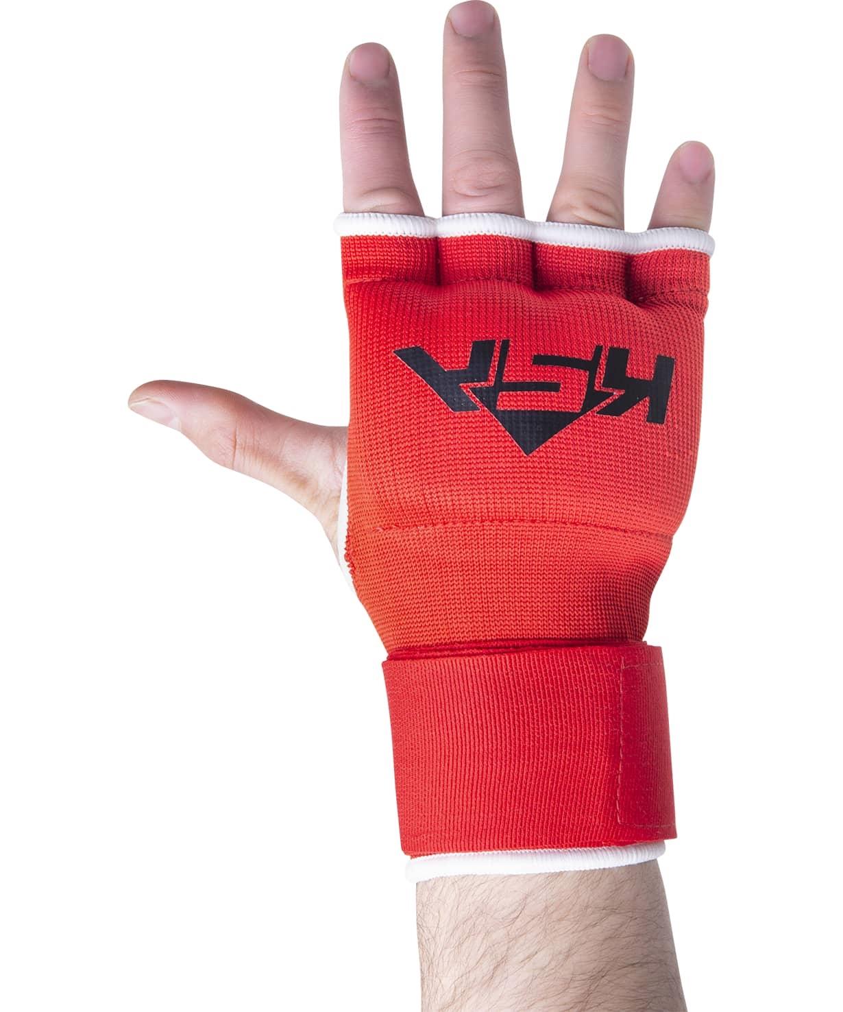 Внутренние перчатки для бокса Cobra Red, S