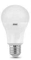Лампа Gauss LED Elementary A60 15W E27 4100K 2/100 (2 лампы в упаковке)