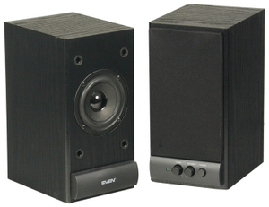 Колонки Sven SPS-609 черный