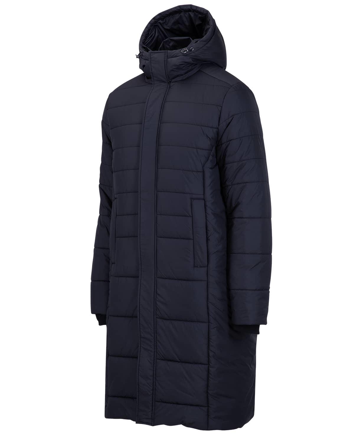 Пальто утепленное детское ESSENTIAL Long Padded Jacket, черный