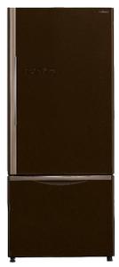Холодильник Hitachi R-B 572 PU7 GBW коричневый