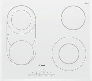 Электрическая варочная поверхность Bosch PKM652FP1E белый