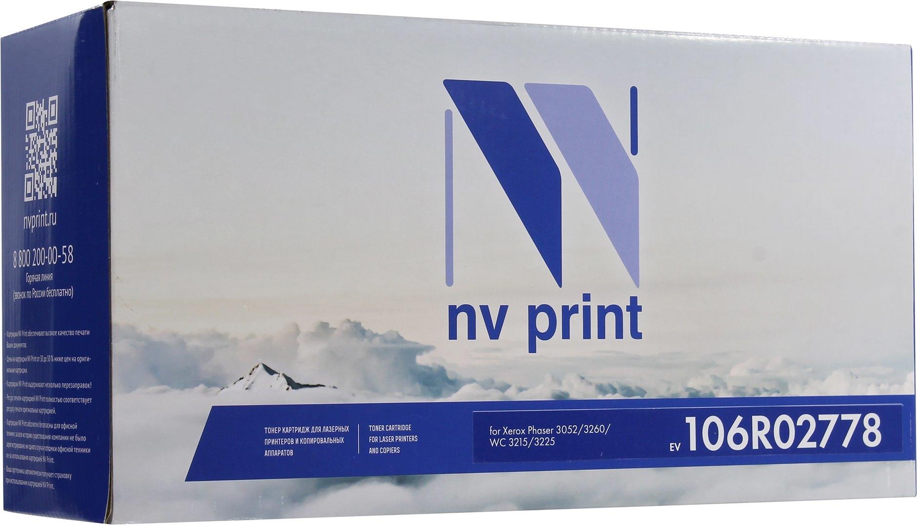 Картридж NV-Print 106R02778