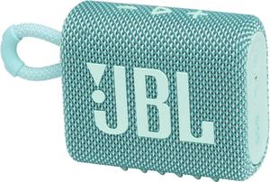 Портативная колонка JBL GO 3 [JBLGO3TEAL] бирюзовый