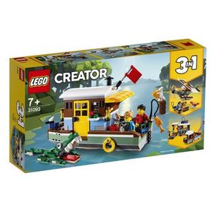 Конструктор lego creator плавучий дом 31093