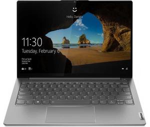 Ультрабук Lenovo Thinkbook 13s G2 ITL (20V90037RU) серый