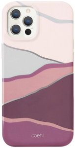 Чехол для Apple iPhone 12 Pro Max розовый
