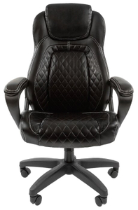 Кресло офисное Chairman 432 N черный