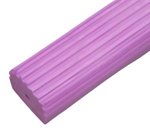 Насадка для швабры PVA со складным отжимом, 27×4,5×4,5 см, цвет МИКС