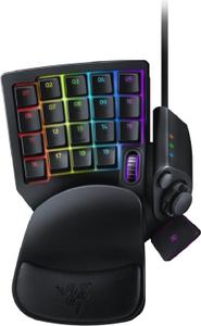 Клавиатура проводная Razer Tartarus V2 черный