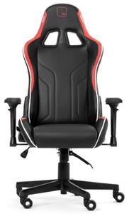 Кресло игровое WARP Xn красный
