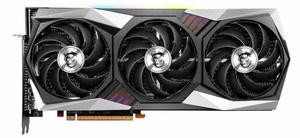 Видеокарта MSI Radeon RX 6900XT GAMING Z TRIO 16 ГБ
