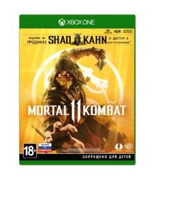 Игра на XBox One Mortal Kombat 11 [Xbox One, русские субтитры]