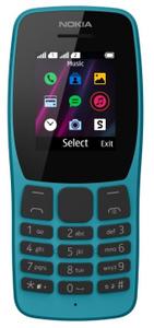 Сотовый телефон Nokia 110 DS синий