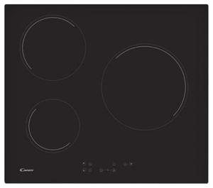 Электрическая варочная поверхность Candy CH63CT черный