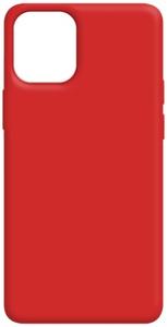 Клип-кейс Gresso коллекция Меридиан (для iPhone 12 mini) красный