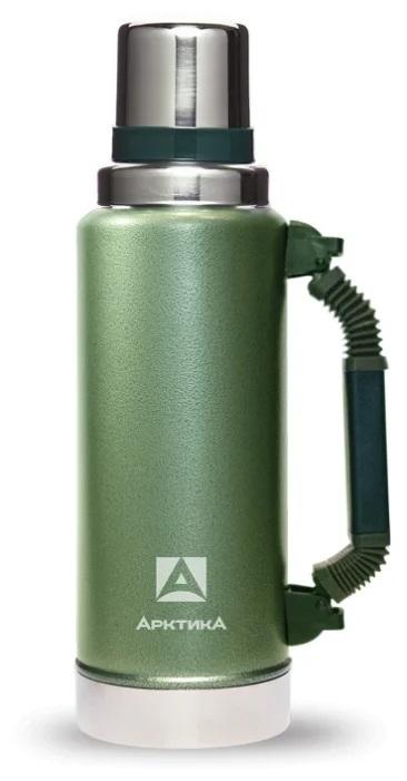 Термос Арктика 106-1250P зеленый