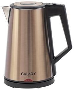 Чайник электрический Galaxy GL0320 золотой
