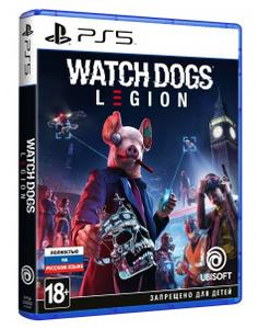 Игра для PS5 Watch Dogs: Legion