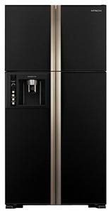 Холодильник Hitachi R-W 722 PU1 GBK черный