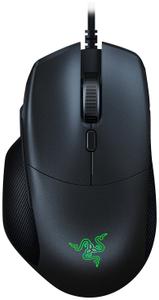 Мышь проводная Razer Basilisk Essential черный