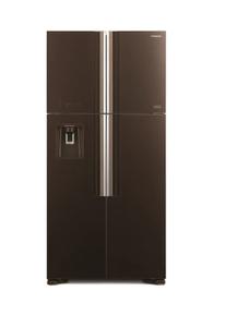 Холодильник Hitachi R-W 662 PU7 GBW коричневый