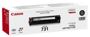 Тонер-картридж Canon 731BK 6272B002 черный для LBP7110