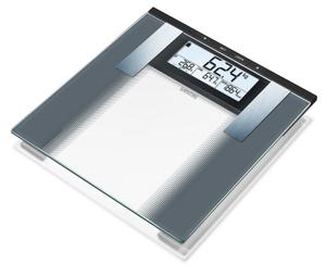 Весы напольные Sanitas SBG21 прозрачный
