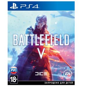 Игра на PS4 Battlefield V [PS4, русская версия]