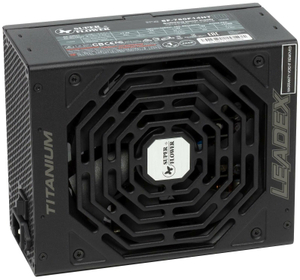 Блок питания Super Flower Power Supply Leadex Titanium [SF-750F14HT] 750 Вт