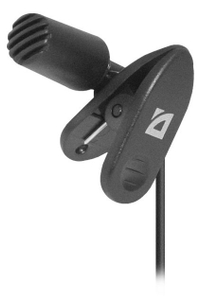 Микрофон Defender MIC-109 (1.8м, клипса) < 64109 >