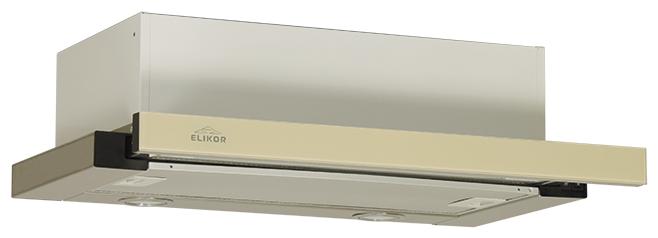 Вытяжка встраиваемая ELIKOR Интегра GLASS 45Н-400-В2Д бежевый