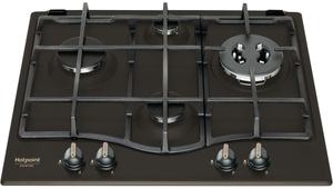 Газовая варочная панель Hotpoint-Ariston PCN 640T(AN) GH R /HA черный