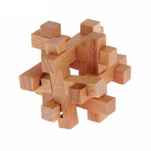 Головоломка деревянная мини № 1 2546195