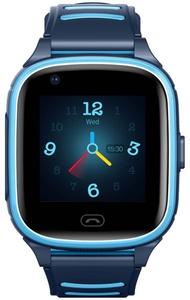 Детские умные часы Jet KID Vision 4G голубой