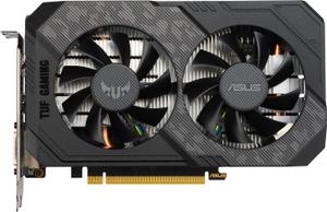 Видеокарта Asus GeForce GTX 1660 Ti [TUF-GTX1660TI-T6G-EVO-GAMING] 6 Гб
