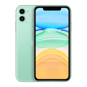 Смартфон Apple iPhone 11 128 Гб зеленый