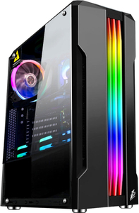 Корпус 1STPLAYER RAINBOW R3-A без БП черный