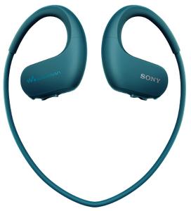 MP3-плеер Sony NW-WS413 голубой