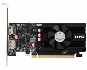 Видеокарта MSI GeForce GT 1030 LP OC 2 Гб