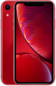 Смартфон Apple iPhone XR MH7N3RU/A NEW 128 Гб красный