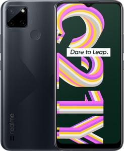 Смартфон Realme C21Y 64 Гб черный