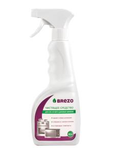 Чистящее средство для СВЧ-печей и духовых шкафов, 500 мл., бренд BREZO, арт 97041