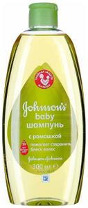 Шампунь Ромашка 300мл Johnson's baby