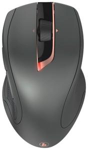 Мышь беспроводная Hama MW-900 серый