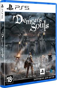 Игра для PS5 Demon's Souls [PS5, русские субтитры]